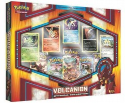 Pokemon TCG: Mythical Pokemon Collection - Volcanion Box