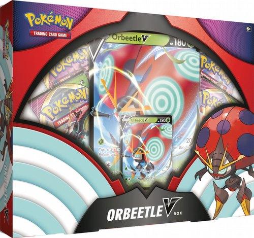 Pokemon TCG: Orbeetle V Case [6 boxes]