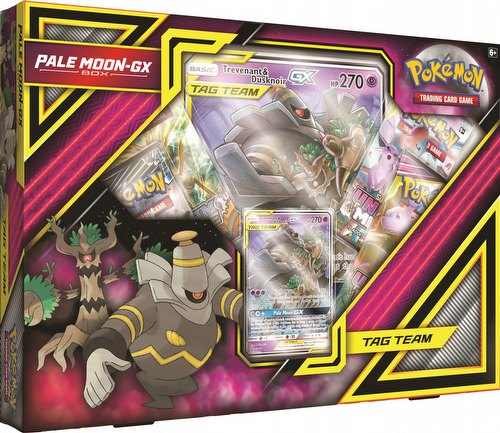SM217  Codes for Online TCG EMAILED 1x Trevenant /& Dusknoir Pale Moon GX