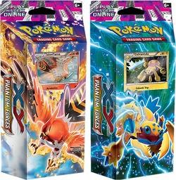 Pokemon TCG: XY Phantom Forces Theme Starter Deck Set [2 decks]