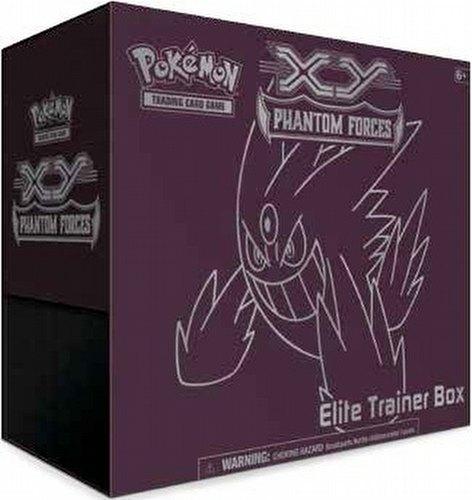 Pokemon TCG: XY Phantom Forces Elite Trainer Case [10 boxes]
