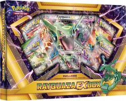 Pokemon TCG: Rayquaza-EX Box