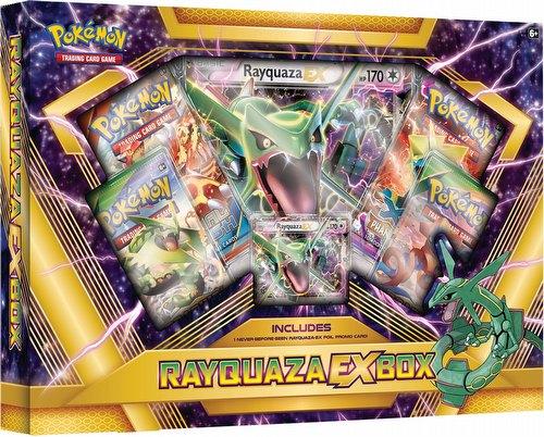 Pokemon TCG: Rayquaza-EX Case [12 boxes]