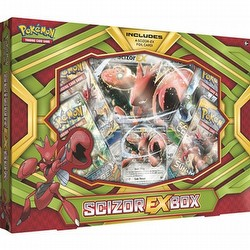Pokemon TCG: Scizor-EX Case [12 boxes]