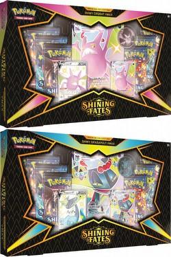 Pokemon TCG: Shining Fates Shiny Crobat VMAX & Dragapult VMAX Premium Collection Case [6 boxes]