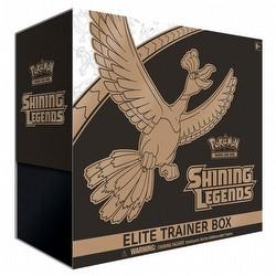 Pokemon TCG: Shining Legends Elite Trainer Box