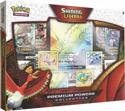 Pokemon TCG: Shining Legends Premium Powers Collection Box