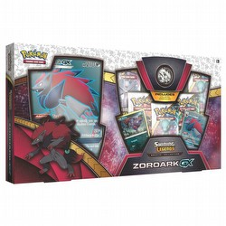 Pokemon TCG: Shining Legends Special Collection Zoroark-GX Box