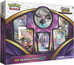 Pokemon TCG: Shining Legends Shiny Darkrai-GX Figure Collection Case [12 boxes]