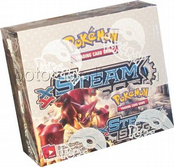Pokemon TCG: XY Steam Siege Booster Box