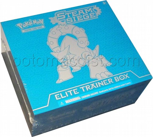 Pokemon TCG: XY Steam Siege Elite Trainer Box