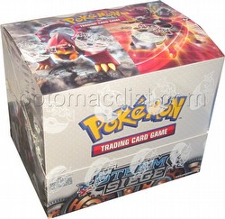 Pokemon TCG: XY Steam Siege Theme Starter Deck Box