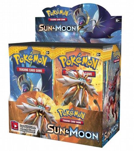 Pokemon TCG: Sun & Moon Booster Box