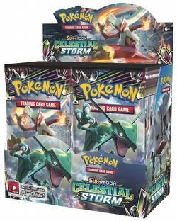 Pokemon TCG: Sun & Moon Celestial Storm Booster Box