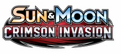 Pokemon TCG: Sun & Moon Crimson Invasion Booster Case [Sleeved/144 packs]