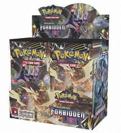 Pokemon TCG: Sun & Moon Forbidden Light Booster Box