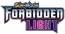 Pokemon TCG: Sun & Moon Forbidden Light Booster Box