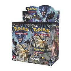 Pokemon TCG: Sun & Moon Ultra Prism Booster Box