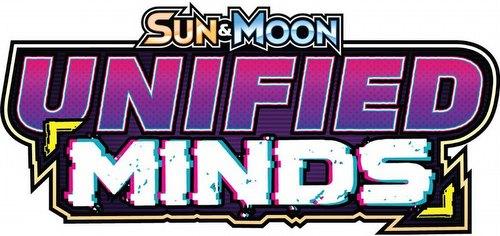 Pokemon TCG: Sun & Moon Unified Minds Elite Trainer Case [10 boxes]