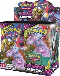 Pokemon TCG: Sun & Moon Unified Minds Booster Box