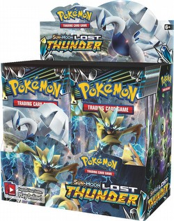 Pokemon TCG: Sun & Moon Lost Thunder Booster Box