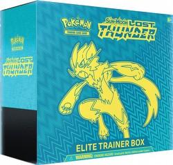 Pokemon TCG: Sun & Moon Lost Thunder Elite Trainer Box