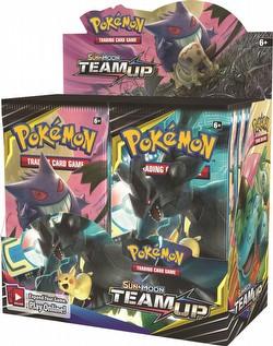 Pokemon TCG: Sun & Moon Team Up Booster Box