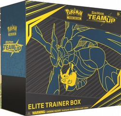 Pokemon TCG: Sun & Moon Team Up Elite Trainer Box