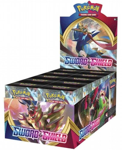 Pokemon TCG: Sword & Shield Build & Battle Box