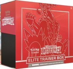 Pokemon TCG: Sword & Shield Battle Styles Elite Trainer Box