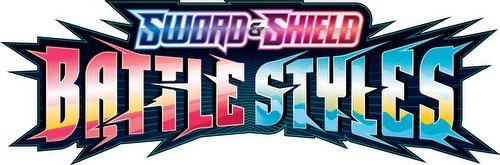 Pokemon TCG: Sword & Shield Battle Styles Elite Trainer Case [10 boxes]