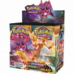 Pokemon TCG: Sword & Shield Darkness Ablaze Booster Box Case [6 boxes]