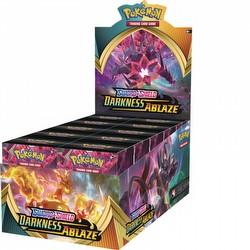 Pokemon TCG: Sword & Shield Darkness Ablaze Build & Battle Box