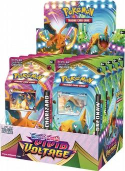 Pokemon TCG: Sword & Shield Vivid Voltage Theme Starter Deck Box