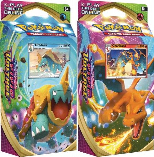 Pokemon TCG: Sword & Shield Vivid Voltage Theme Starter Deck Set [2 decks]