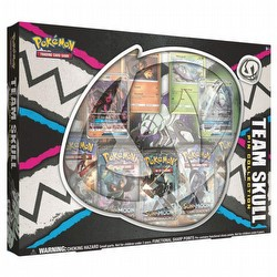 Pokemon TCG: Team Skull Pin Collection Box