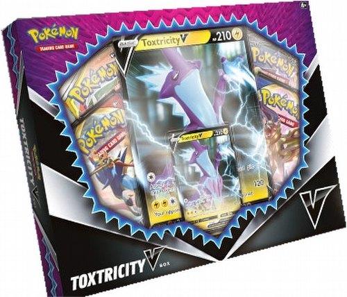 Pokemon TCG: Toxtricity V Box