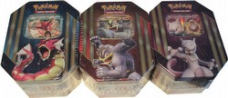 Pokemon TCG: Spring 2016 Triple Power Tin Set [3 Tins]
