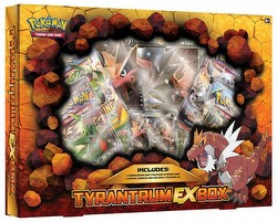 Pokemon TCG: Tyrantrum-EX Box
