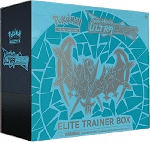 Pokemon TCG: Sun & Moon Ultra Prism Dawn Wings Necrozma Elite Trainer Box