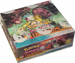 Pokemon TCG: HeartGold & SoulSilver Unleashed/Liberados Booster Box [Spanish]