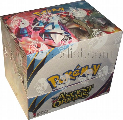 Pokemon TCG: XY Ancient Origins Theme Starter Deck Box