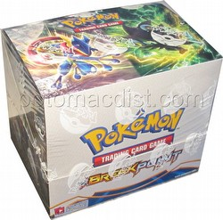 Pokemon TCG: XY BREAKpoint Theme Starter Deck Box