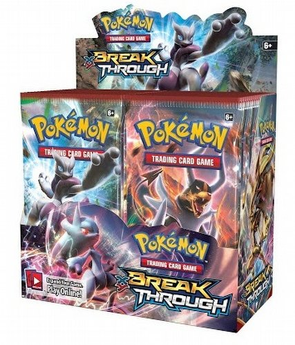 Pokemon TCG: XY BREAKthrough Booster Box