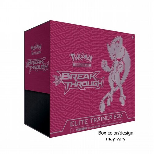 Pokemon TCG: XY BREAKthrough Elite Trainer Box