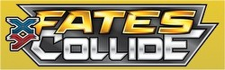 Pokemon TCG: XY Fates Collide Booster Box Case [6 boxes]