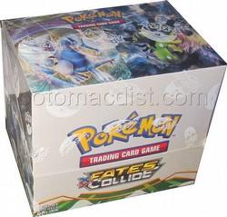 Pokemon TCG: XY Fates Collide Theme Starter Deck Box