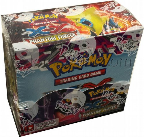 Pokemon TCG: XY Phantom Forces Booster Box