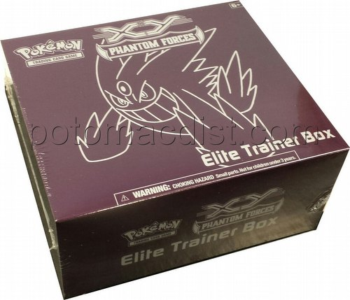 Pokemon TCG: XY Phantom Forces Elite Trainer Box