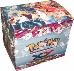 Pokemon TCG: XY Phantom Forces Theme Starter Deck Box